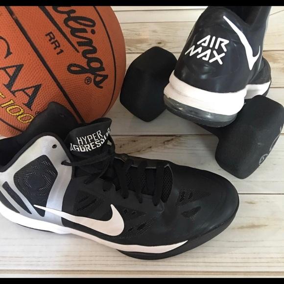 Nike Air Max Basketball Shoes Men's 11